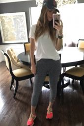 Maria Menounos - Social Media Pics, August 2017