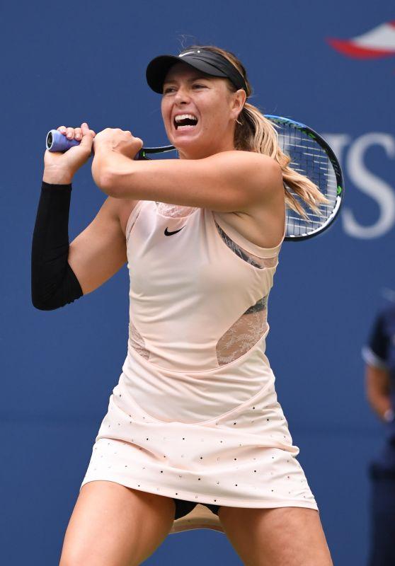 Maria Sharapova – 2017 US Open Tennis Championships 08/30/2017