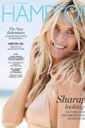 Maria Sharapova - Hamptons Magazine, August 2017
