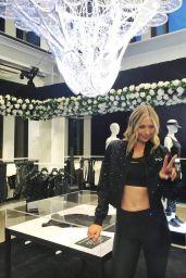 Maria Sharapova - Social Media Pics, August 2017