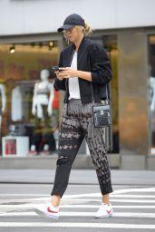 Maria Sharapova Street Style - New York City 08/17/2017
