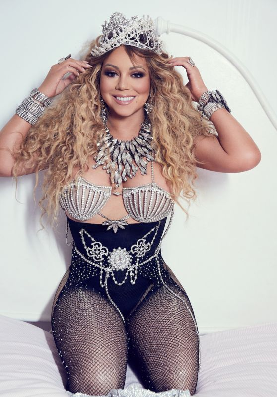 Mariah Carey – PAPER Magazine Special-Edition Las Vegas Issue