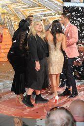 Marissa Jade - Celebrity Big Brother Final Eviction TV Show in Borehamwood 08/25/2017