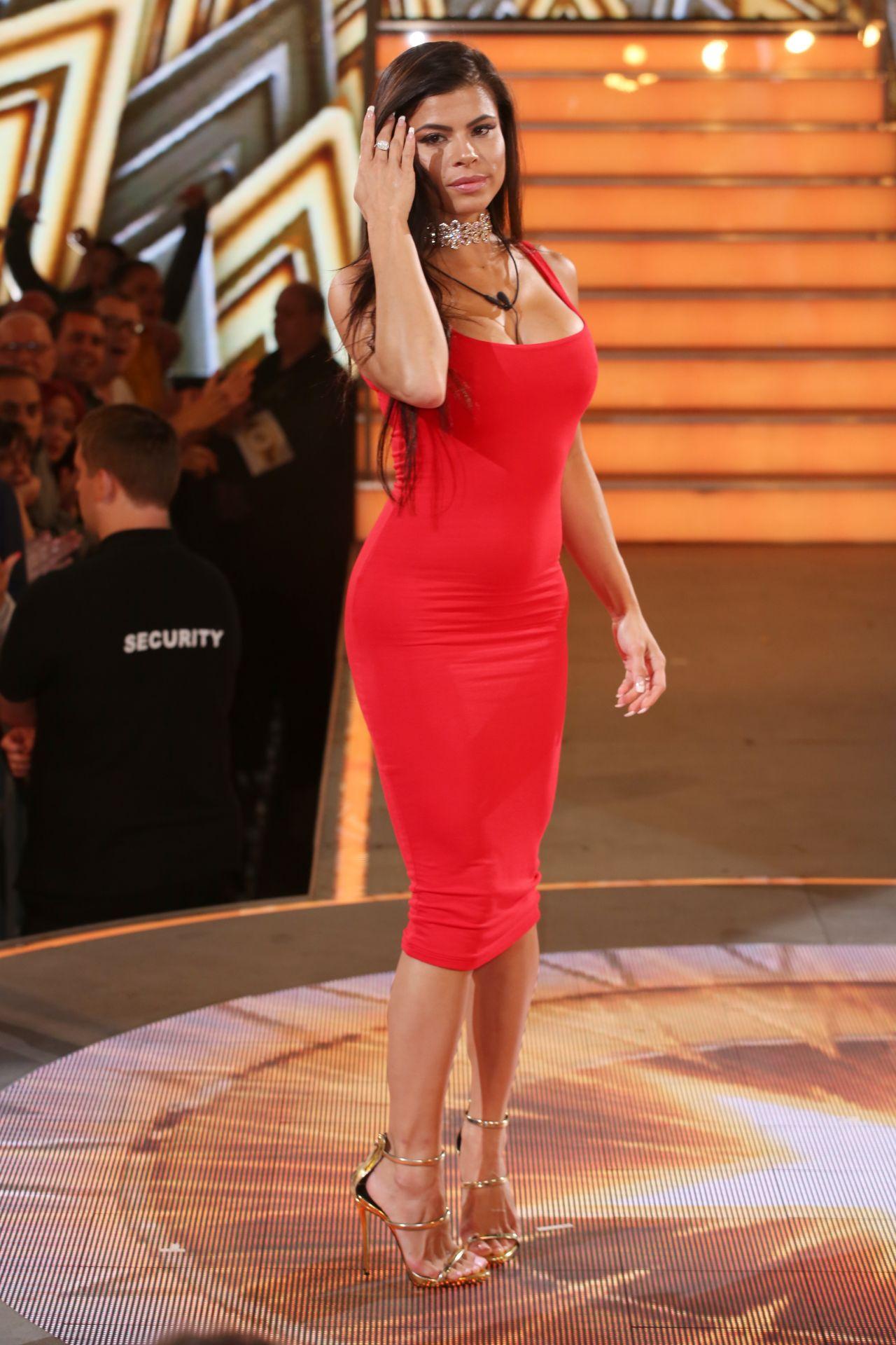 Marissa Jade - Celebrity Big Brother First Eviction ...