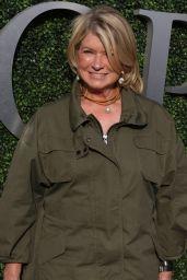 Martha Stewart - Opening Night of US Open in Flushing Meadow New York 08/28/2017