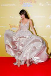 """Martina Stoessel - """"Tadeo Jones 2: El secreto del Rey Midas"""" Premiere in Madrid 08/22/2017"""