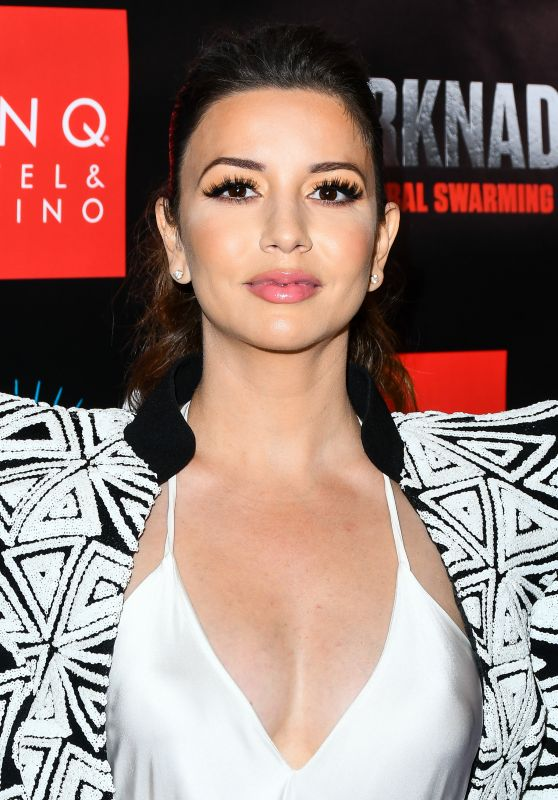 "Masiela Lusha – ""Sharknado 5: Global Swarming"" Premiere in Las Vegas 08/06/2017"