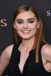 Meg Donnelly - Emmys Cocktail Reception in Los Angeles 08/22/2017
