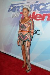 "Melanie Brown – ""America's Got Talent"" Season 12 Live Show in Hollywood 08/22/2017"