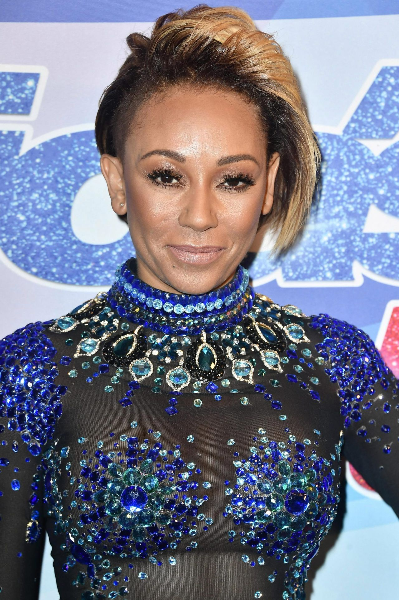 Melanie Brown America S Got Talent Season 12 Post Show