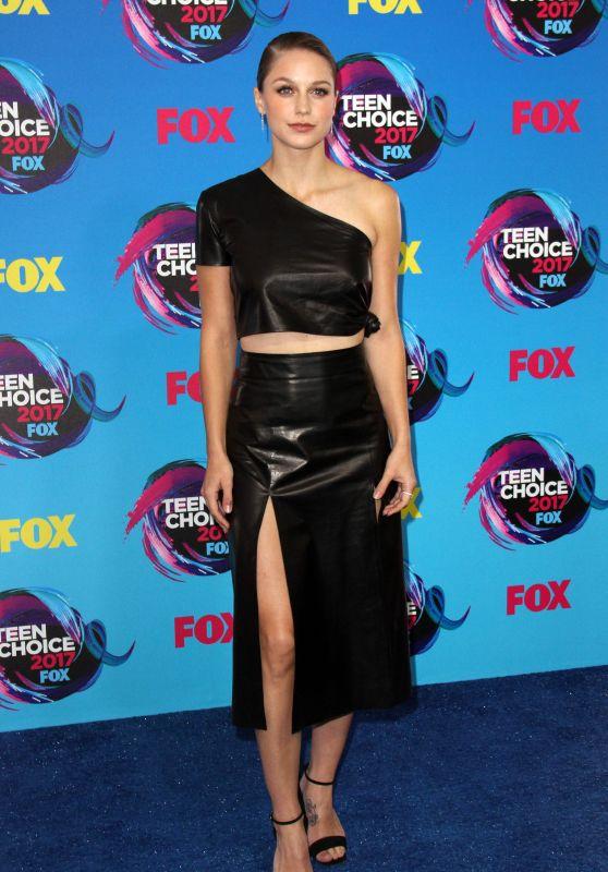 Melissa Benoist – Teen Choice Awards in Los Angeles 08/13/2017