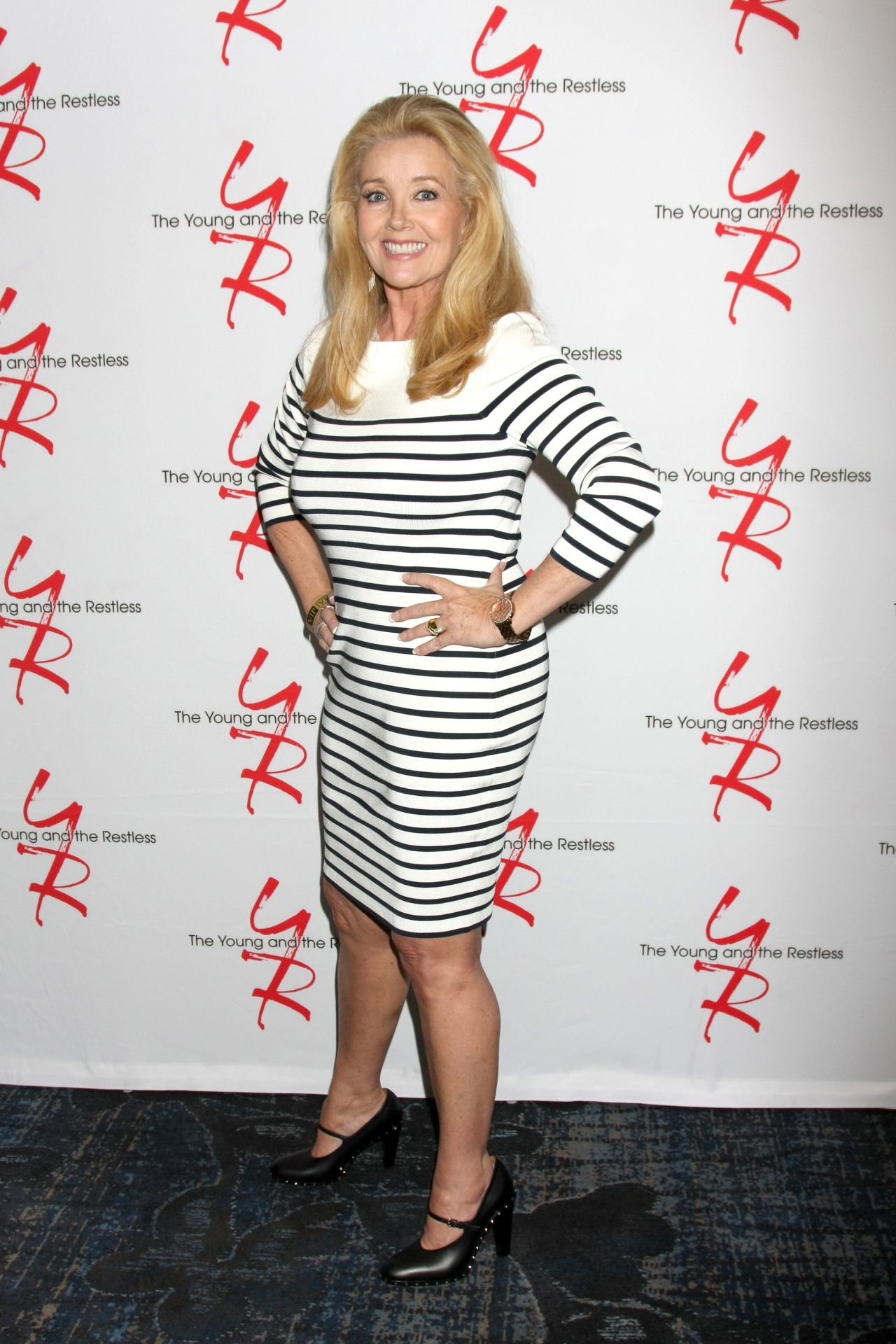 Melody Thomas Scott Young Restless Fan Event Burbank Hunter Haley King Personal Pics