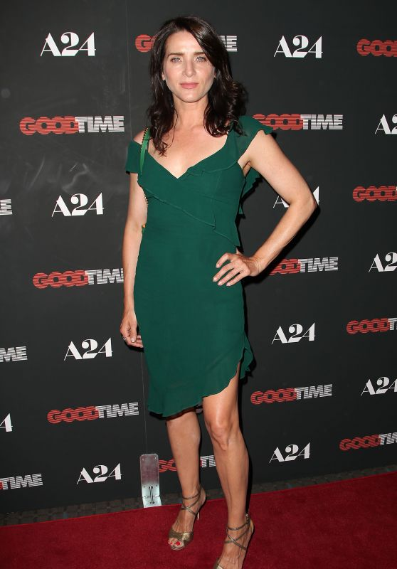 "Michele Hicks – ""Good Time"" Premiere in New York 08/08/2017"