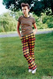 Millie Bobby Brown - Teen Vogue Magazine August 2017 Photos