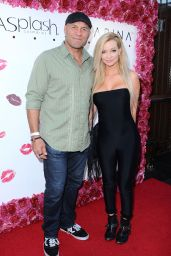 Mindy Robinson – Launch Party for Karina Smirnoff Make Up Collection in Beverly Hills 08/21/2017
