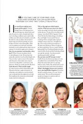 Miranda Kerr - InStyle Magazine Australia, September 2017 Issue