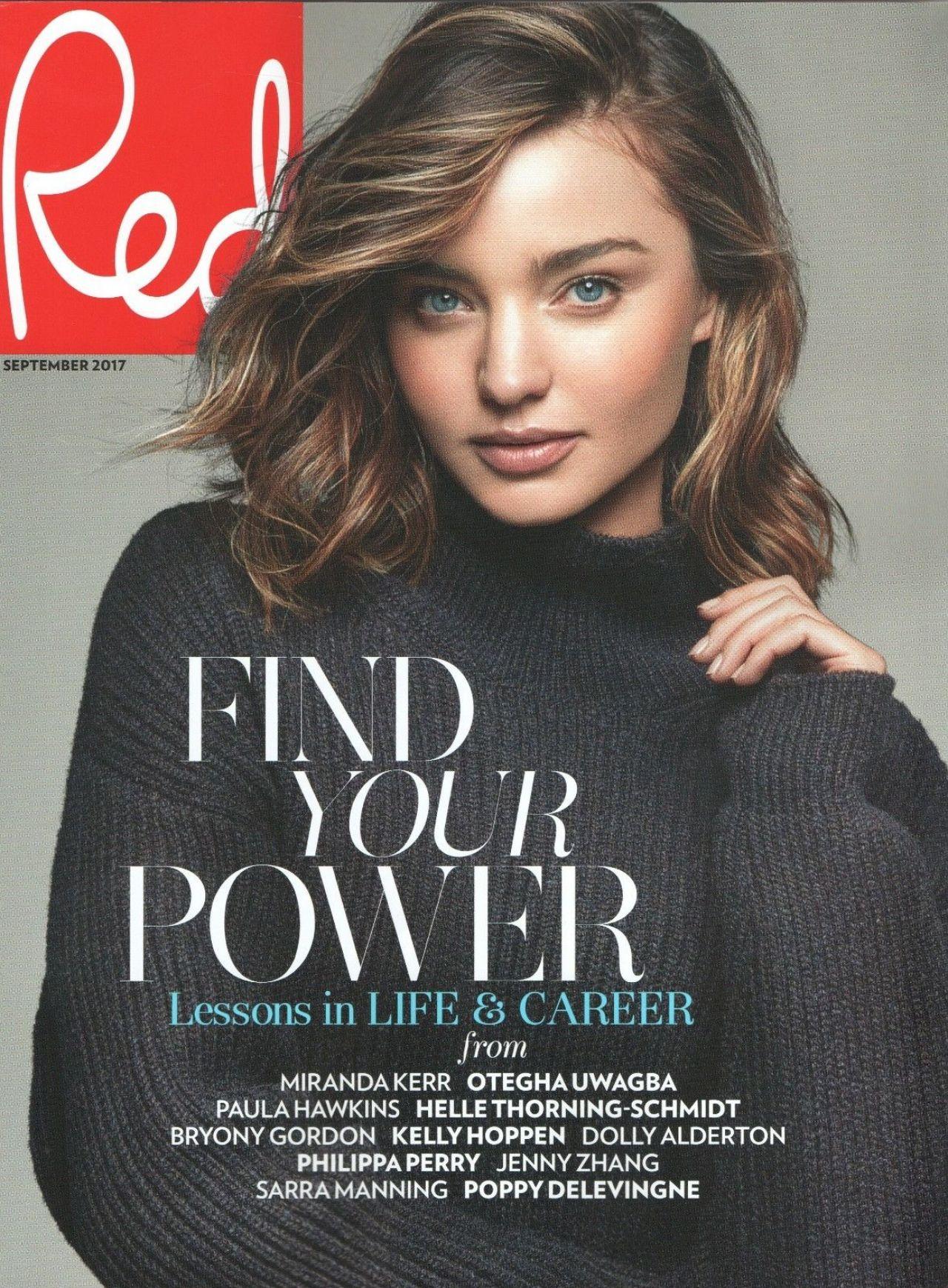 Kerr Red Magazine UK September 2017 Issue