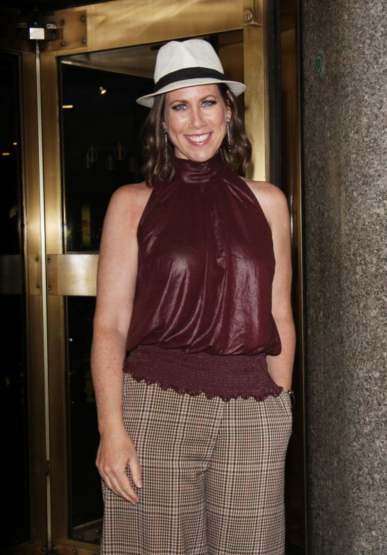 Miriam Shor - Out in New York 08/24/2017