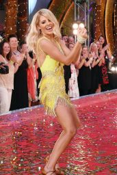 """Mollie King – """"Strictly Come Dancing"""" Launch in London 08/28/2017"""