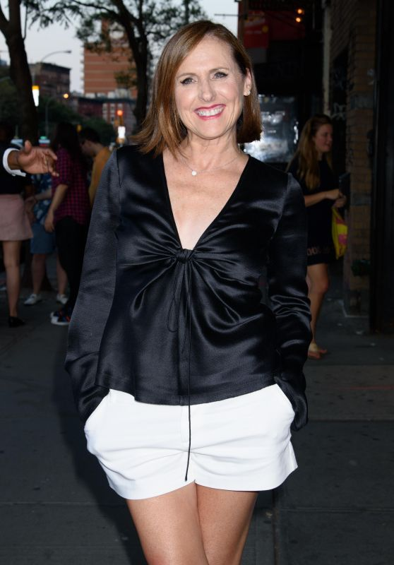 "Molly Shannon – ""Fun Mom Dinner"" Special Screening in NY 08/01/2017"