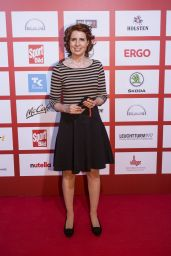 Monica Lierhaus – SPORT BILD Award 2017 in Hamburg