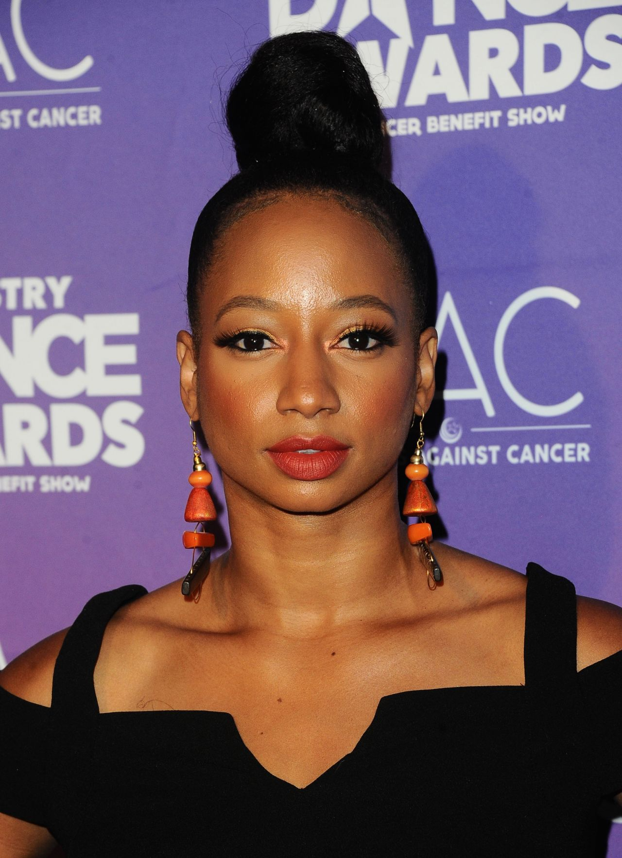 Monique Coleman - Industry Dance Awards in Hollywood 08/16 ...