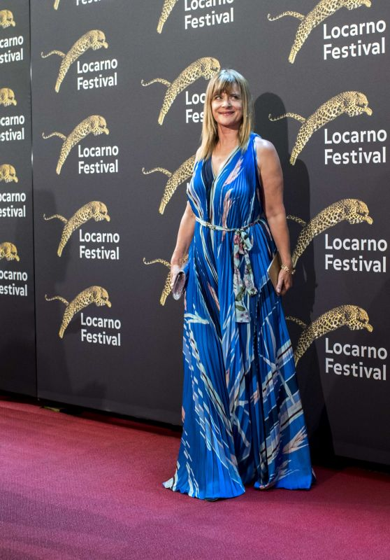 Nastassja Kinski - Locarno International Film Festival, Switzerland 08/06/2017