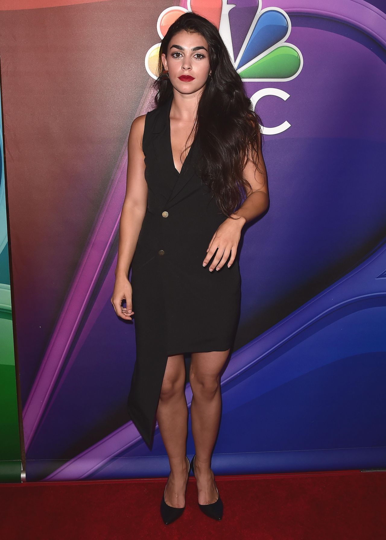 Natacha Karam Nbc Summer Tca Press Tour In Beverly Hills