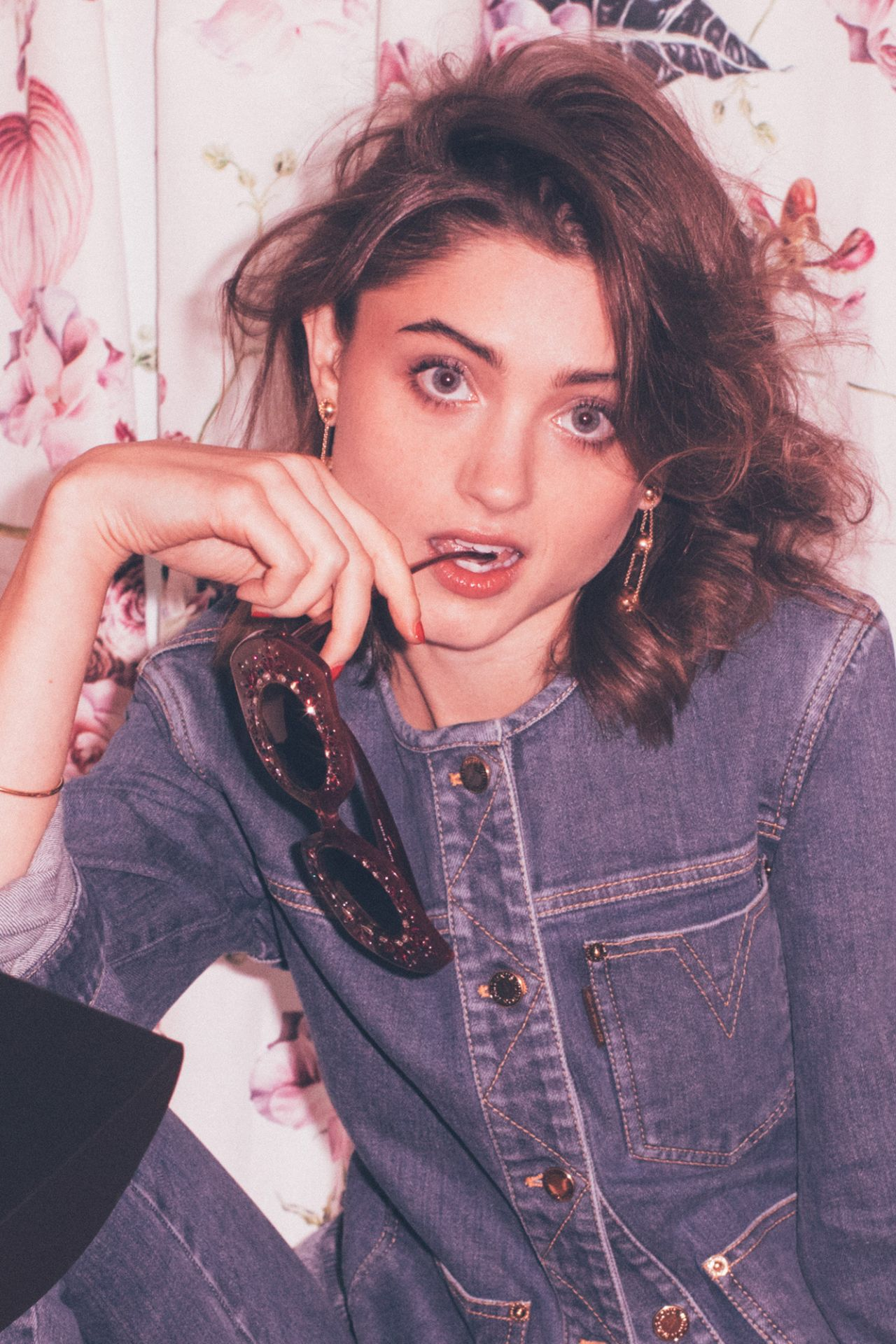 Natalia Dyer Photographed For Coveteur Magazine August 2017