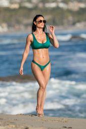 Natalie Eva Marie in Bikini - NEM Fashion Photoshoot on Laguna Beach in LA 08/16/2017