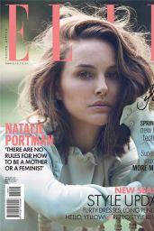 Natalie Portman - Elle Magazine South Africa September 2017 Issue