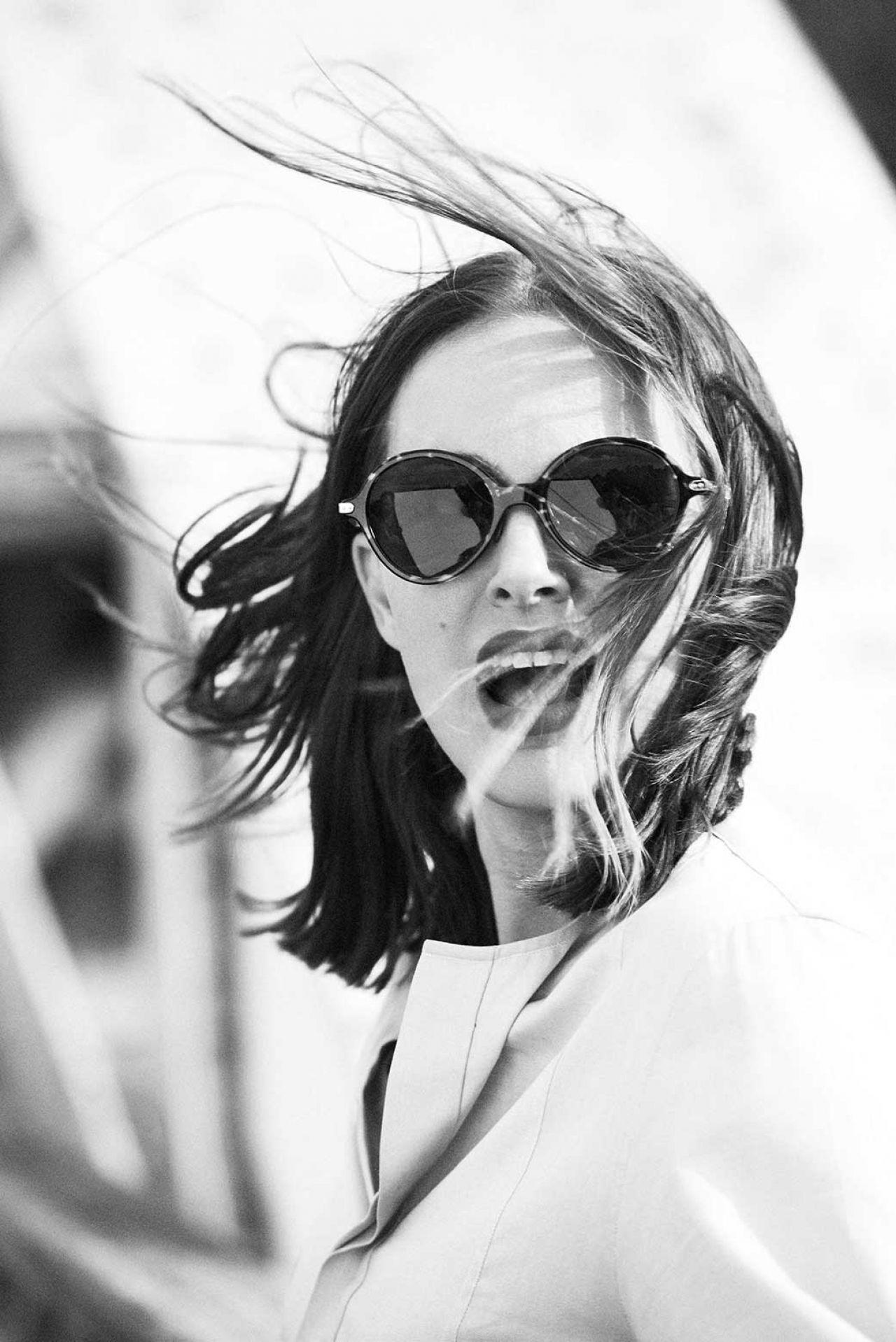 Natalie Portman Miss Dior 2017 Photos