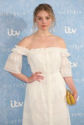 "Nell Hudson – ""Victoria"" TV Show Season 2 Photocall in London 08/24/2017"