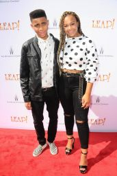 """Nia Sioux – """"Leap!"""" Premiere in Los Angeles"""