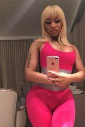 Nicki Minaj - Social Media Pics 08/15/2017