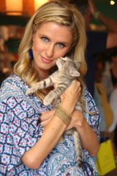 Nicky Hilton - Roller Rabbit Charity Shopping Event in East Hampton, NY 08/12/2017