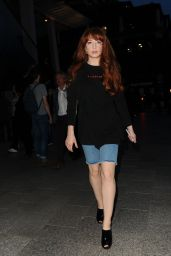 Nicola Roberts at Corona Sunsets Launch Event in London 08/23/2017