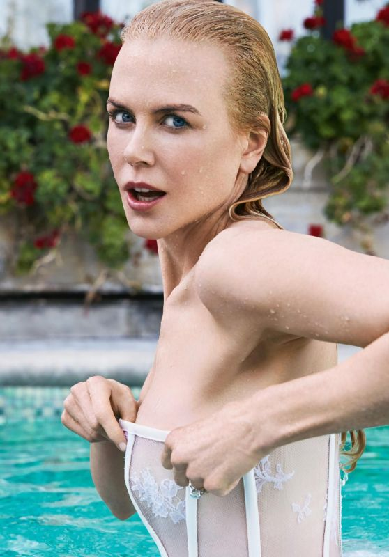 Nicole Kidman - Stellar Magazine August 2017