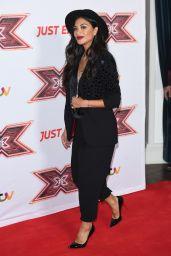 Nicole Scherzinger - X Factor Red Carpet Press Launch in London 08/30/2017