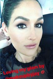 Nikki Bella - Social Media Pics, August 2017