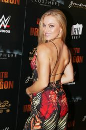 """Nikki Leigh - """"Birth of the Dragon"""" Screening in Los Angeles 08/17/2017"""