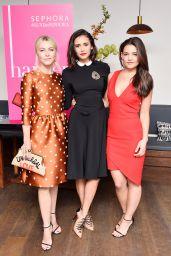 Nina Dobrev – Harper's Bazaar September Issue Dinner in LA 08/22/2017