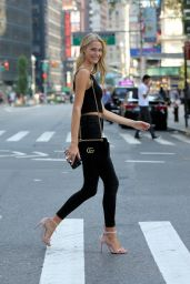 Noel Berry – Victoria's Secret Fashion Show Casting in NYC 08/21/2017