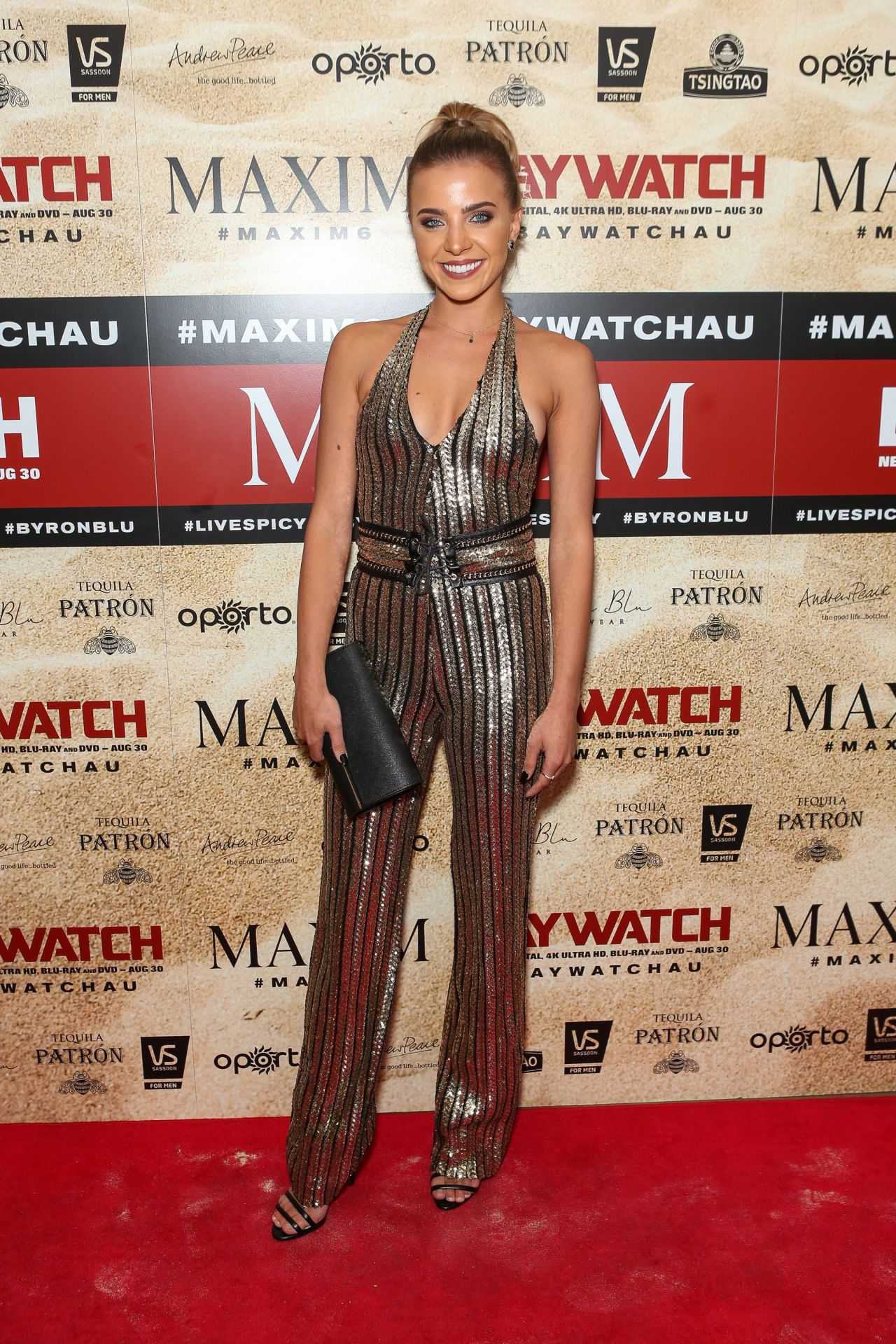 "Olena Khamula – Maxim Magazine's ""Baywatch"" Themed Party ..."