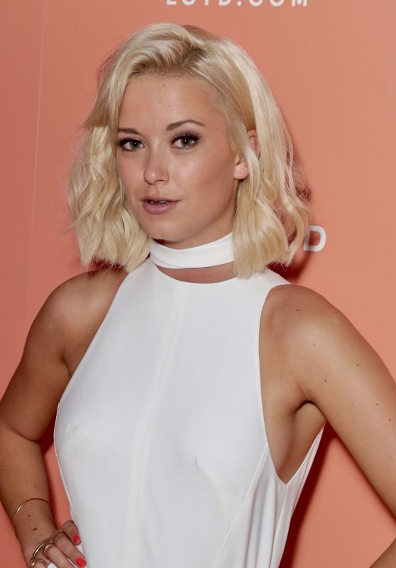 Olivia Bentley – LOTD Launch Party in London, UK 08/16/2017