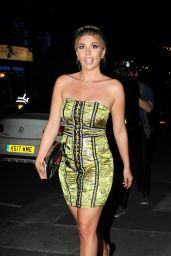 Olivia Buckland – LOTD Launch Party in London, UK 08/16/2017