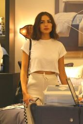 Olivia Culpo - Shopping in Beverly Hills 08/19/2017