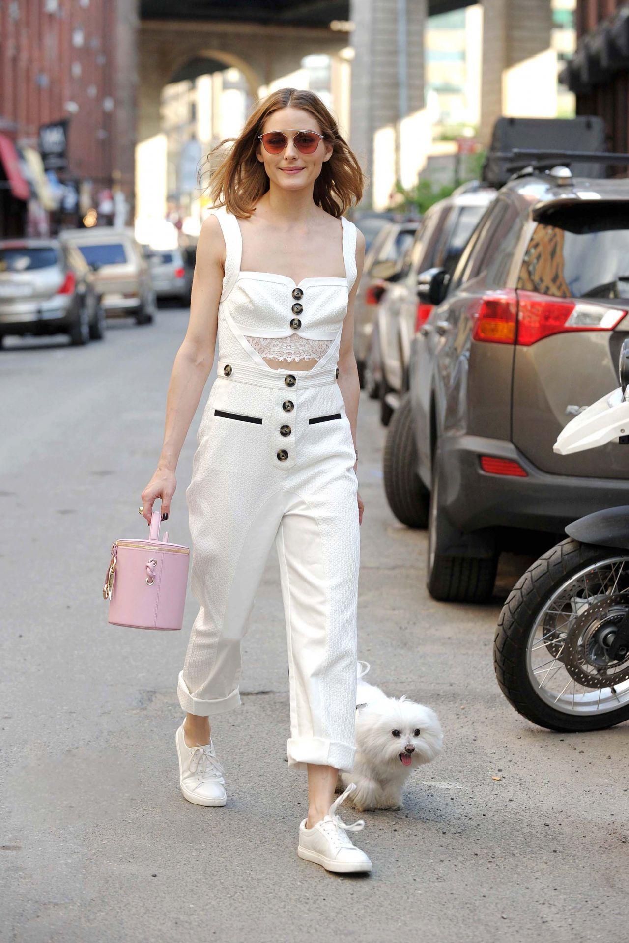 Olivia Palermo Casual Style Brooklyn Ny 08 06 2017