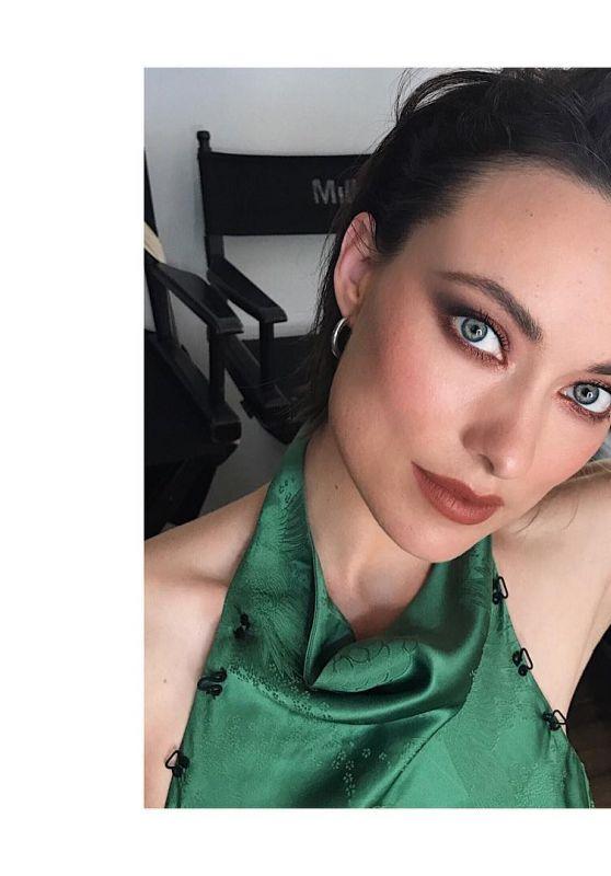 Olivia Wilde - Social Media Pics 08/24/2017