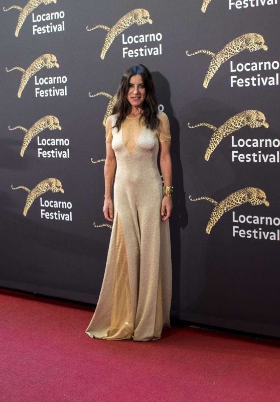 Paola Turci - Locarno International Film Festival, Switzerland 08/06/2017